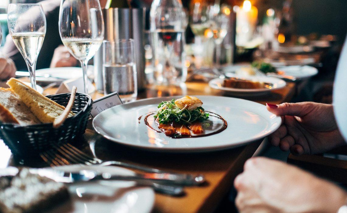 Business-Dinner